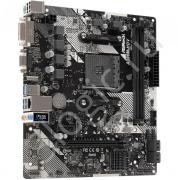 Материнская плата A320M-HDV R4.0, Socket AM4, AMD A320, 2xDDR4-2667, D-SUB+DVI-D+HDMI, 1xPCI-Ex16, 1xPCI-Ex1, 4xSATA3(RAID 0/1/10), 1xM.2, 8 Ch Audio, GLan, (2+4)xUSB2.0, (4+2)xUSB3.1, 1xPS/2, mATX, OEM