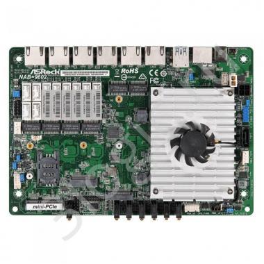 Материнская плата с ЦПУ NAB-9602 /N4200 IPC MB/N4200/1DDR3/1SATA3  /BULK