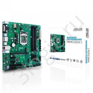 Материнская плата Bad Pack PRIME B365M-C /LGA1151,B365,USB3.1, 2*DP,MB