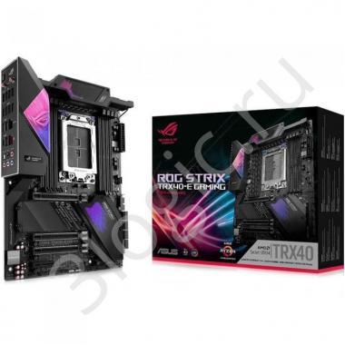 Материнская плата ROG STRIX TRX40-XE GAMING /STRX4,TRX40,USB3.2,SATA EX,MB, RTL {5}