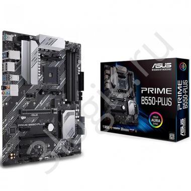 Материнская плата PRIME B550-PLUS /AM4,B550,USB3.2,PCIE 4.0,MB RTL{10}