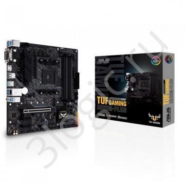 Материнская плата TUF GAMING A520M-PLUS AM4,A520,M.2,HDMI,AURA,MB RTL {10}