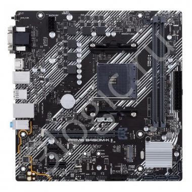 Материнская плата PRIME B450M-K II /AM4,B450,DDR4,M.2,HDMI,MB RTL