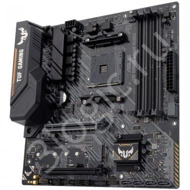 Материнская плата TUF GAMING B450M-PLUS II /AM4,B450,M.2,HDMI,AURA,MB