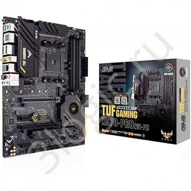 Материнская плата TUF GAMING X570-PRO /AM4,X570,USB3.2,PCIE 4.0,MB