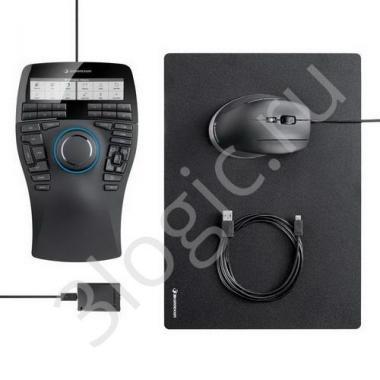 Мышь Bad Pack 3DX-700058 SpaceMouse Enterprise Kit RTL